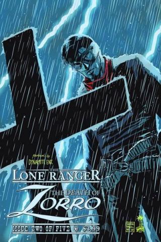 The Death of Zorro #2