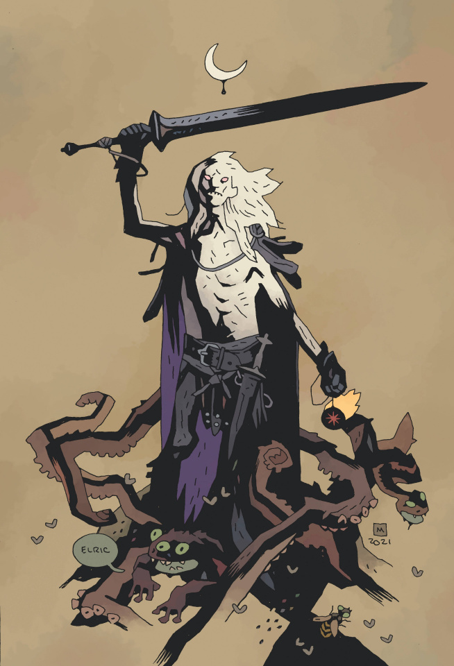 Elric: The Dreaming City #1 (25 Copy Cover)