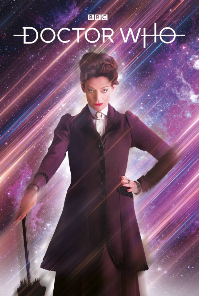 Doctor Who: Missy #2 (Photo Cover)