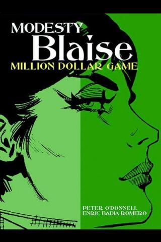 Modesty Blaise Vol. 20: Million Dollar Game