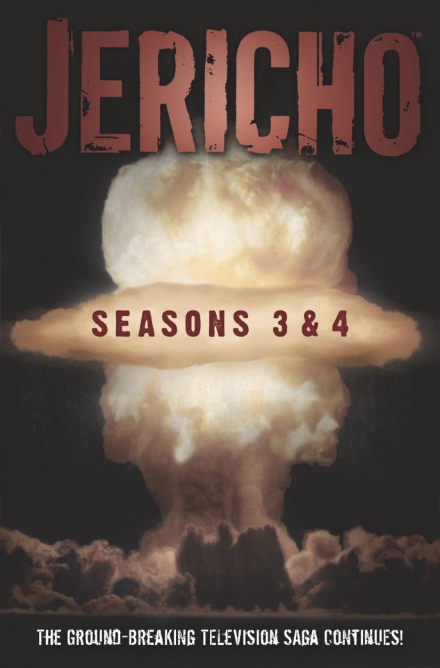 Jericho Season 3 & 4 (Omnibus)