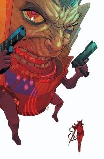 M.O.D.O.K.: Assassin #2 (Ward Cover)