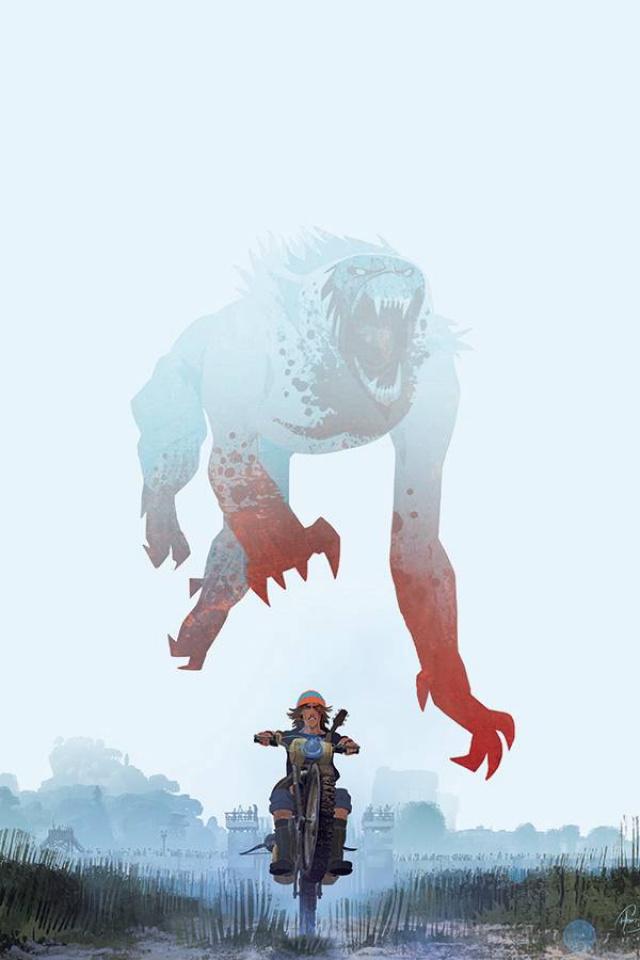 Gung-Ho: Sexy Beast #3 (Kummant Cover)