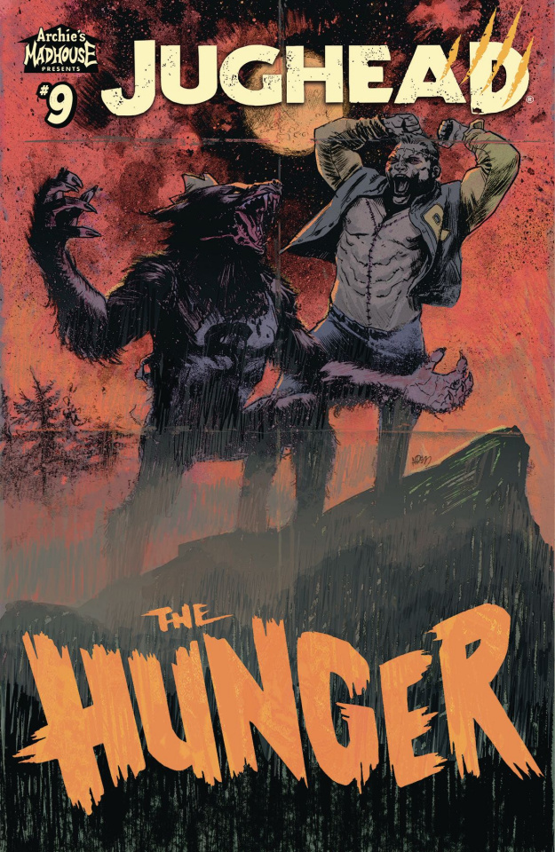 Jughead: The Hunger #9 (Gorham Cover)