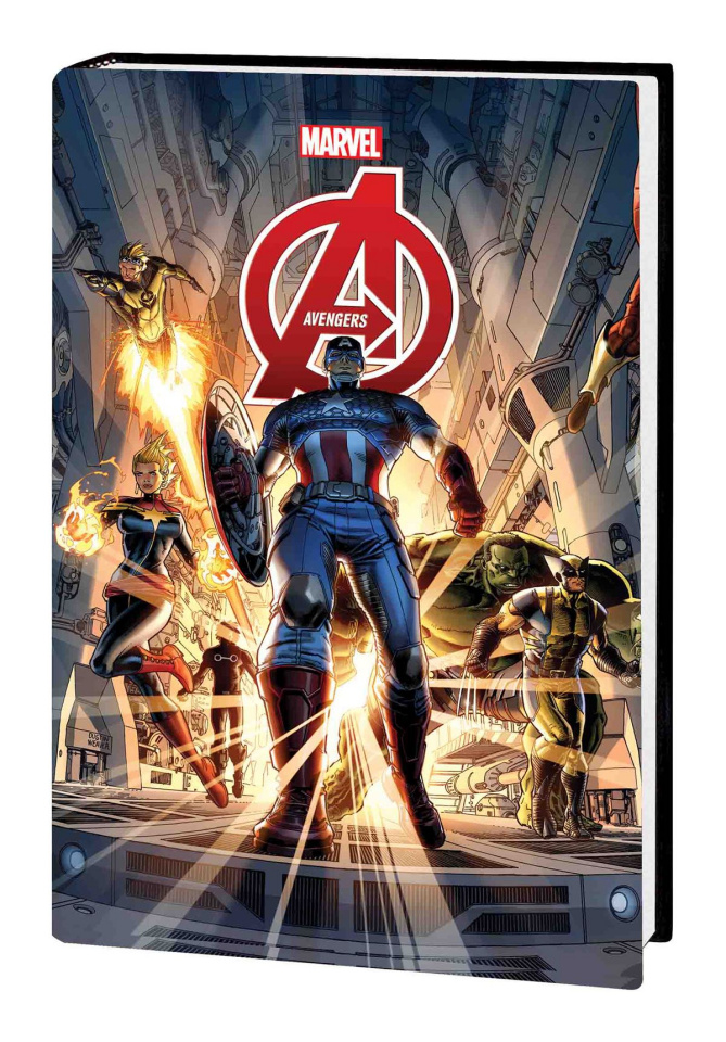 Avengers by Jonathan Hickman Vol. 1 (Omnibus)