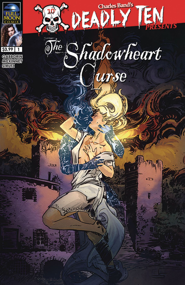 Deadly Ten Presents The Shadowheart Curse (Strutz Cover)