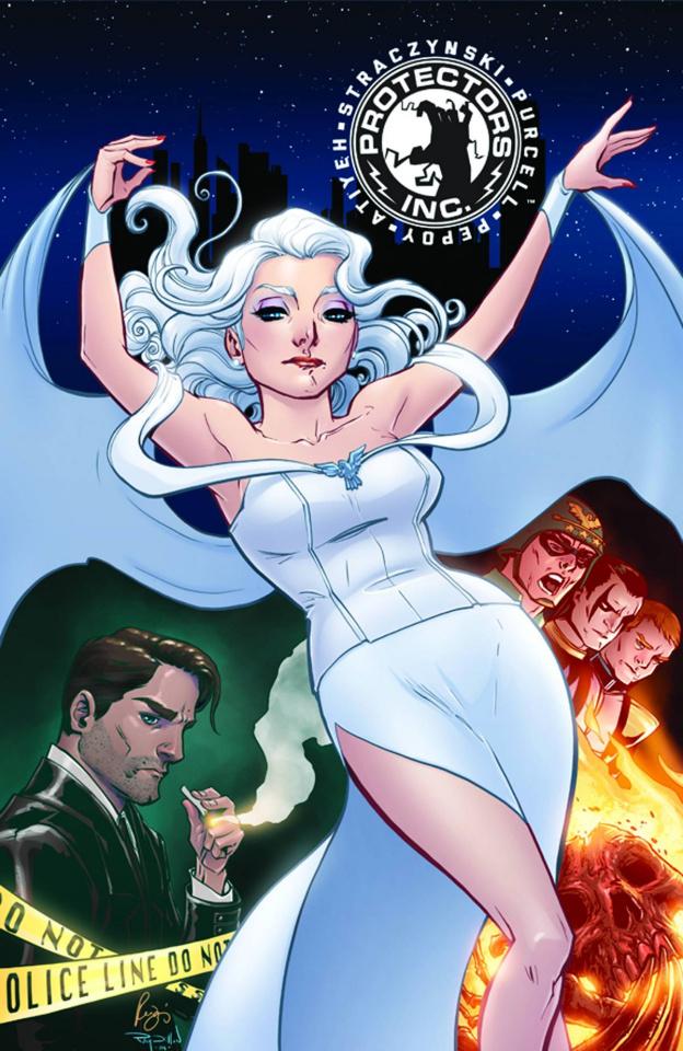 Protectors, Inc. #7 (Deliz & Dillon Cover)