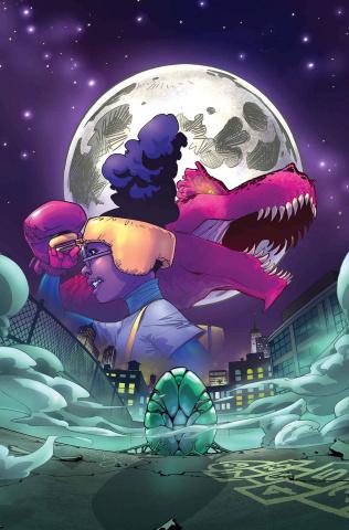 Moon Girl and Devil Dinosaur #7