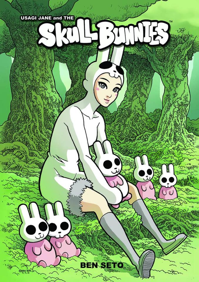 Usagi Jane and The Skullbunnies Vol. 1