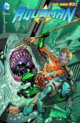 Aquaman Vol. 5: Sea of Storms