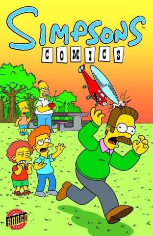 Simpsons Comics #178