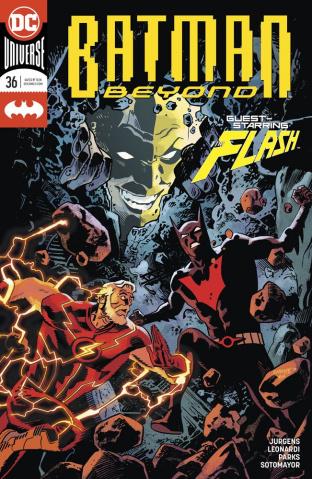 Batman Beyond #36