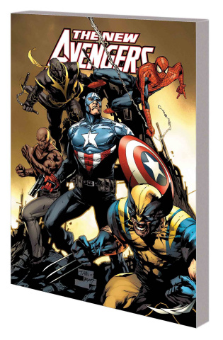 New Avengers by Bendis Vol. 4