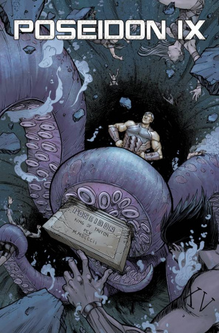Poseidon IX (Sevy Cover)