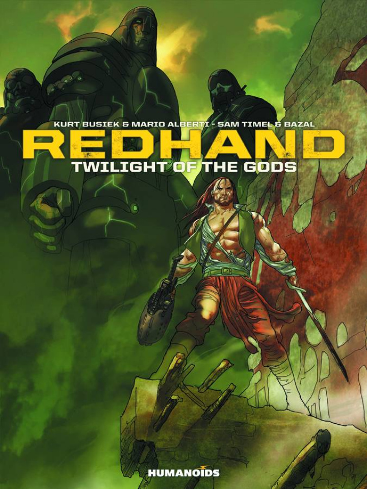 Redhand: Twilight of the Gods