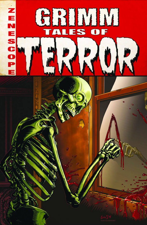 Grimm Fairy Tales: Grimm Tales of Terror Vol. 1