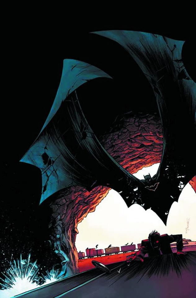 All-Star Batman #2 (Shalvey Cover)