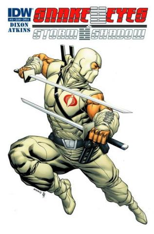 G.I. Joe: Snake Eyes #13