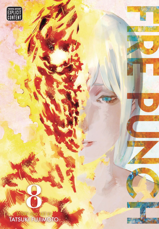 Fire Punch Vol. 8