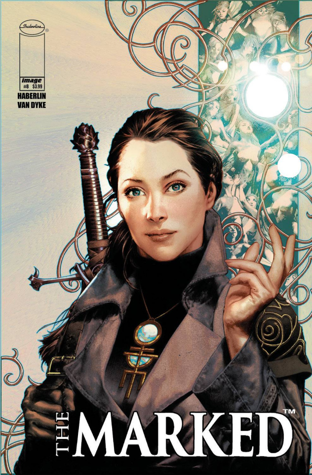 The Marked #8 (Anacleto Cover)
