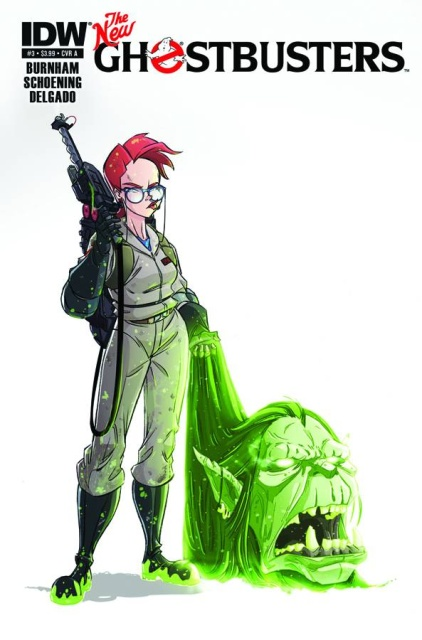 Ghostbusters #3 (10 Copy Cover)