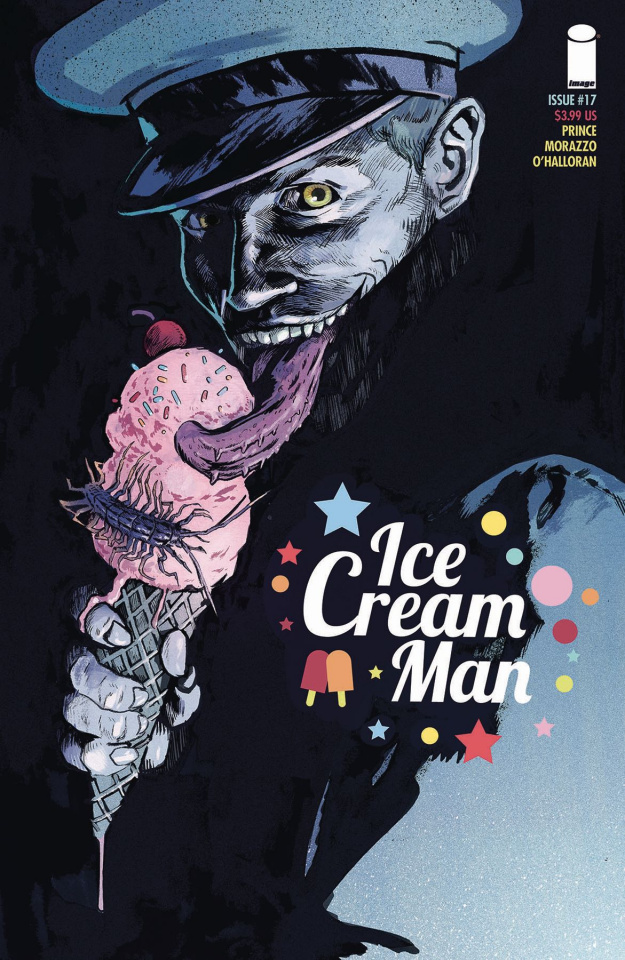 Ice Cream Man #17 (Walsh Cover)