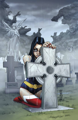 Grimm Fairy Tales: Realm War #12 (Cafaro Cover)