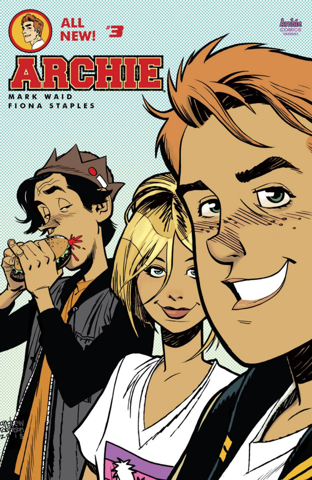 Archie #3 (Robinson Cover)