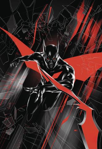 Batman Beyond #1 (Variant Cover)