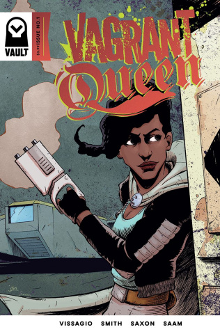 Vagrant Queen #1 (Smith Cover)