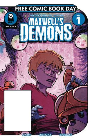 Maxwell's Demons #1 (FCBD 2018 Special)