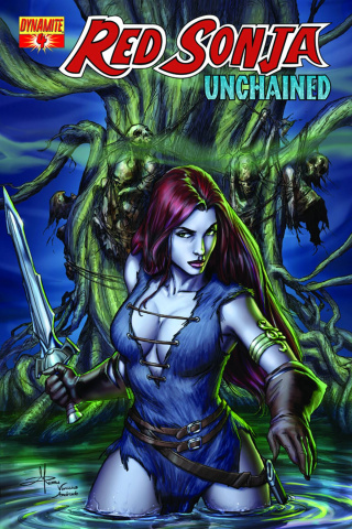 Red Sonja: Unchained #4