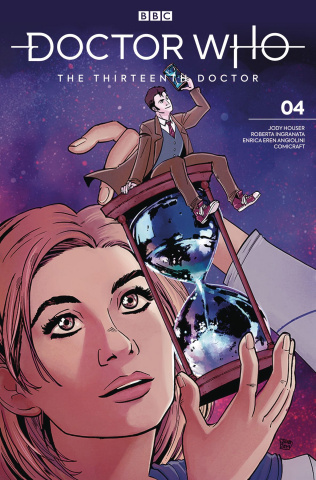 Doctor Who: The Thirteenth Doctor, Season Two #4 (Anwar Cover)
