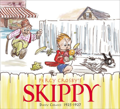 Skippy Vol. 1: The Complete Dailies - 1925-1927