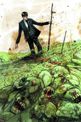 Green Wake Vol. 2: Lost Children