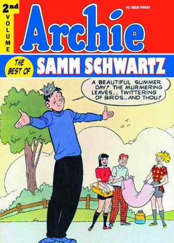 Archie: The Best of Samm Schwartz Vol. 2