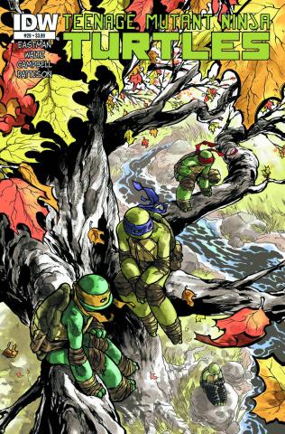 Teenage Mutant Ninja Turtles #29