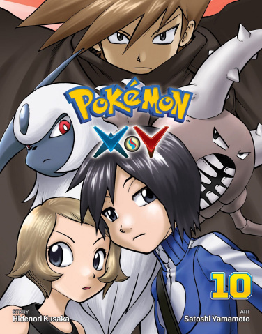 Pokemon XY Vol. 10