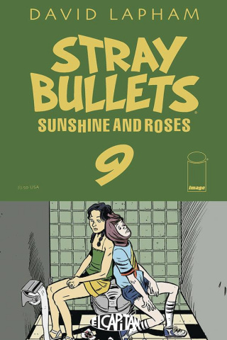 Stray Bullets: Sunshine and Roses #9