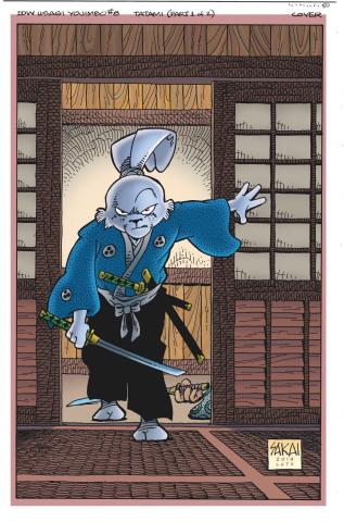 Usagi Yojimbo #8 (Sakai Cover)