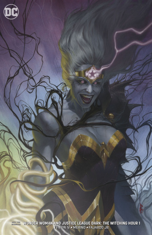 Wonder Woman & Justice League Dark: The Witching Hour #1 (Variant Cover)