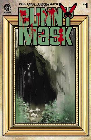 Bunny Mask #1 (15 Copy Adlard Cover)