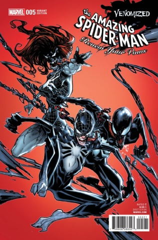 The Amazing Spider-Man: Renew Your Vows #5 (Ramos Venomized Cover)