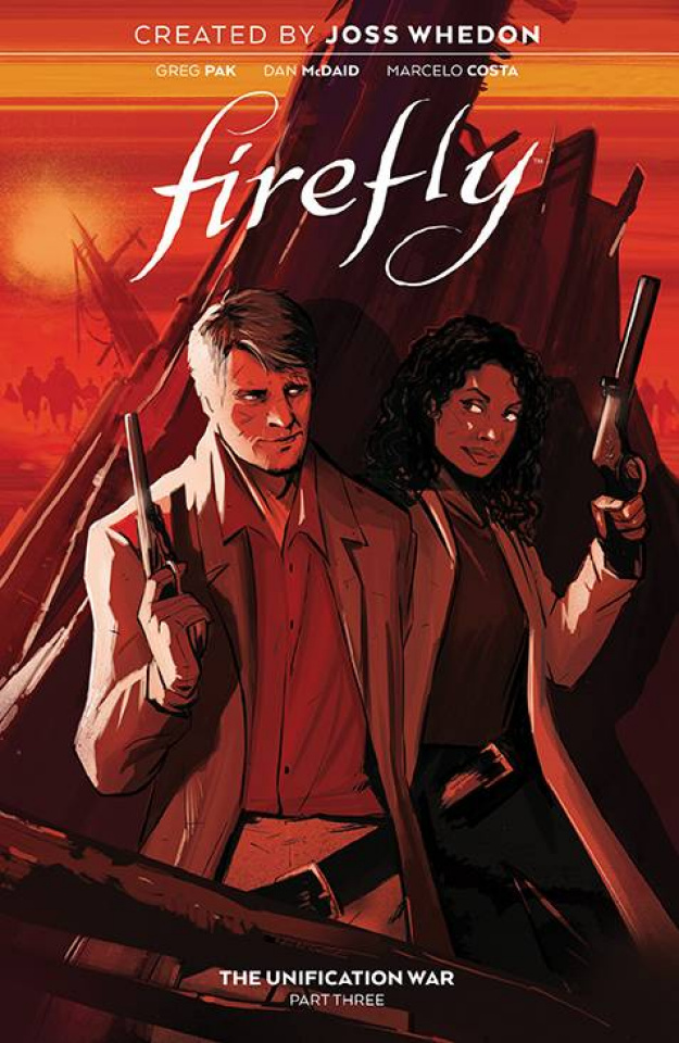 Firefly: The Unification War Vol. 3