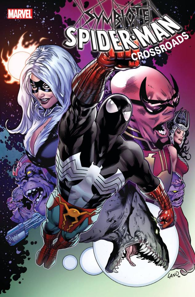 Symbiote Spider-Man: Crossroads #4