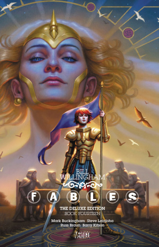 Fables Vol. 14 (Deluxe Edition)