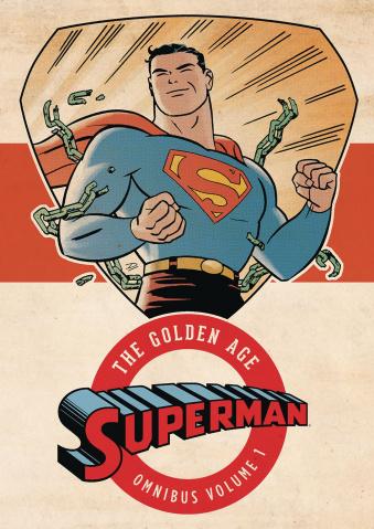 Superman: The Golden Age Vol. 1 (Omnibus)