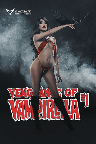 Vengeance of Vampirella #1 (Cosplay Cover)