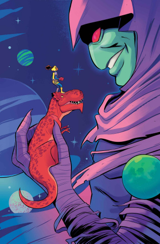 Moon Girl and Devil Dinosaur #41