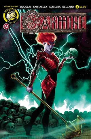 Carmine #3 (Galindo Cover)